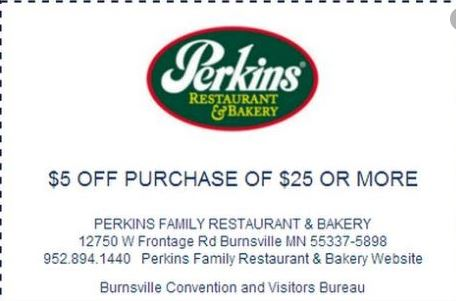 Perkins coupon code
