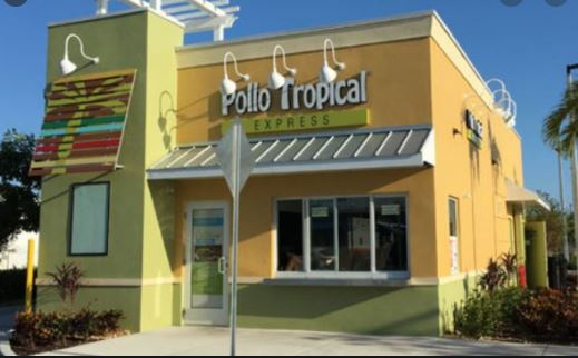 pollo tropical free chicken coupon