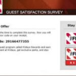 TalkToFridays — Take TGI Fridays® Survey — Win a Coupon