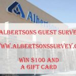 Albertsons Survey At www.albertsonssurvey.com – WIN $100 Gift Card Here