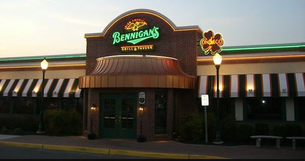 Bennigan's survey