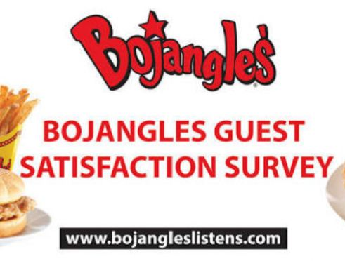 Bojangles Survey listens