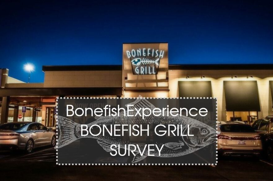 Bonefish Grill survey rules