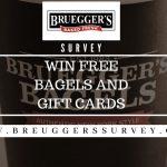 Brueggers Survey @ www.Brueggerssurvey.com – GET Bruegger's Coupons