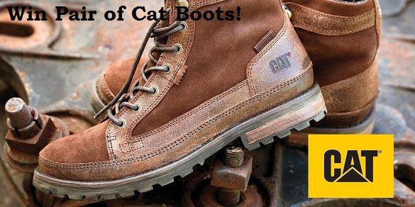 Cat Footwear Guest Feedback Survey