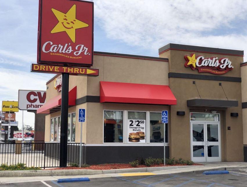 Carl's Jr. Customer Satisfaction Survey