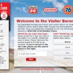 Phillips 66 Customer Feedback Survey