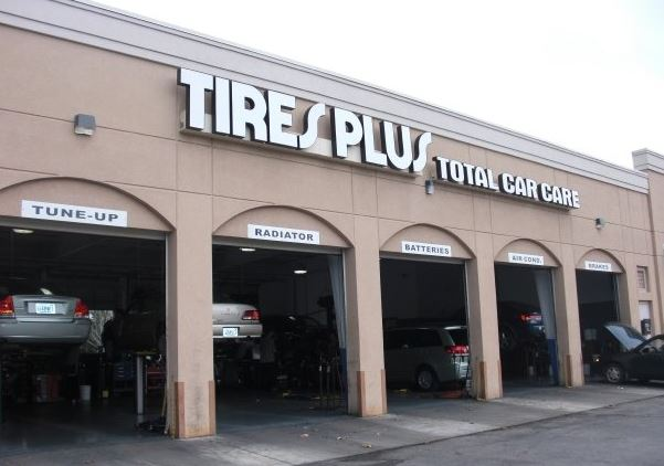 Tire Plus Survey