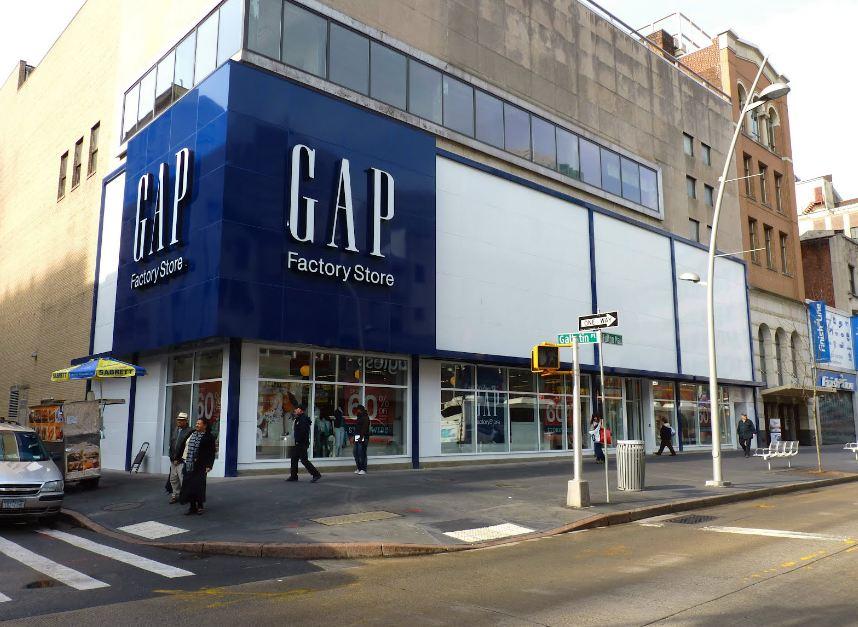 Gap Outlet Guest Feedback Survey