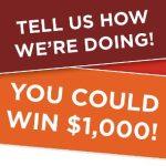 www.gfsstore.com/survey: GFS Store Survey to win $1000 Gift Card