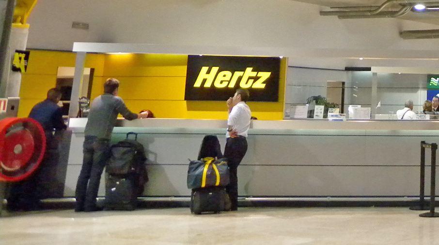 Hertz Guest Feedback Survey