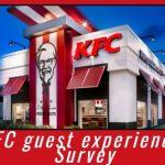KFC Canada Guest Experience Survey @ www.KFCListens.ca