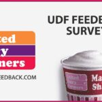 United Dairy Farmers Survey – www.UDFFeedback.com