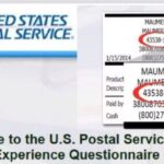 USPS Customer Satisfaction Survey At www.postalexperience.com/res
