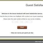DevonFeedback – Devon Seafood Grill Survey