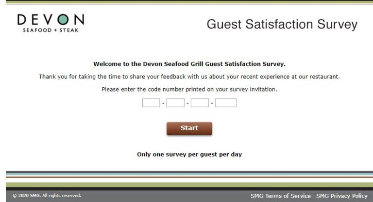 Devon Survey
