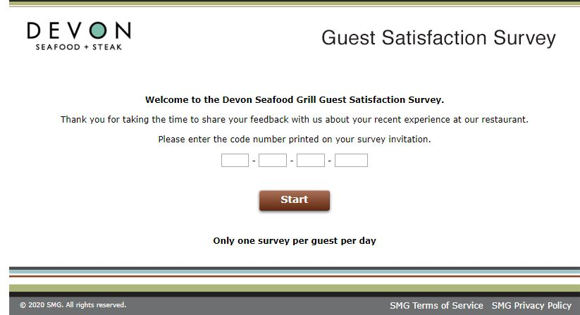 Devon Survey