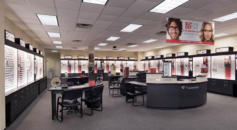 Visionworks Eyewear Customer Satisfaction Survey