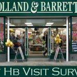 MyHBVisit.co.uk | Holland And Barrett Survey – Win a £250 Voucher