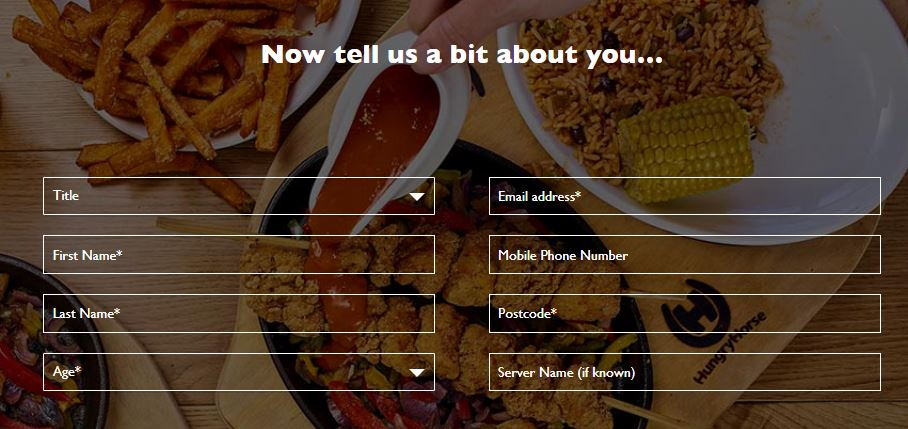 Hungry Horse Guest Experience Survey
