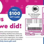 99 Cents Only Stores Customer Satisfaction Survey – Win $100 Gift Card