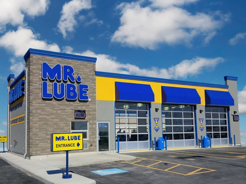 Mr. Lube Online Survey