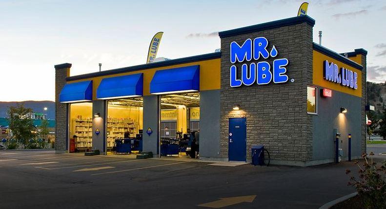 Mr. Lube Survey