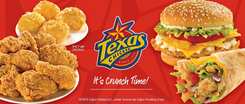 Texas Chicken Customer Opinion Survey