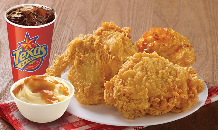 Texas Chicken Online Survey