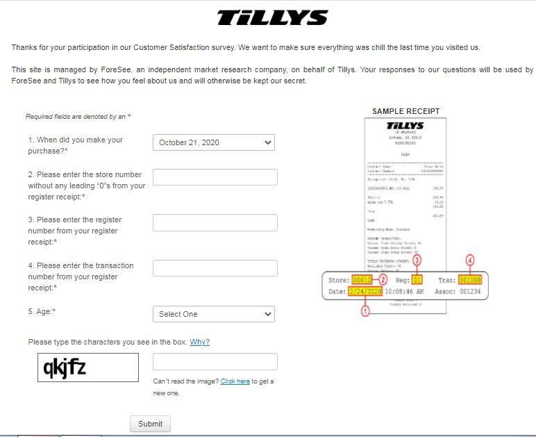 www.tillys.com/survey