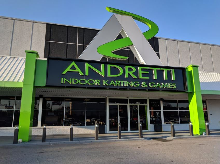 Andretti Indoor Karting & Games Survey