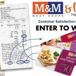 www.mmcustomersurvey.com – M&M Meat Shop Survey – 5% Off Coupon Code