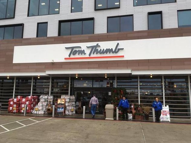 Tom Thumb Guest Satisfaction Survey