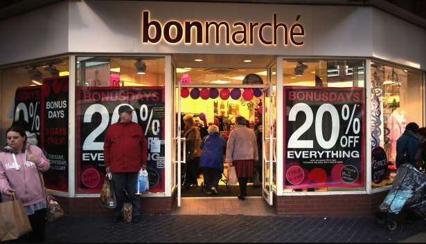 Bonmarche listening to you survey