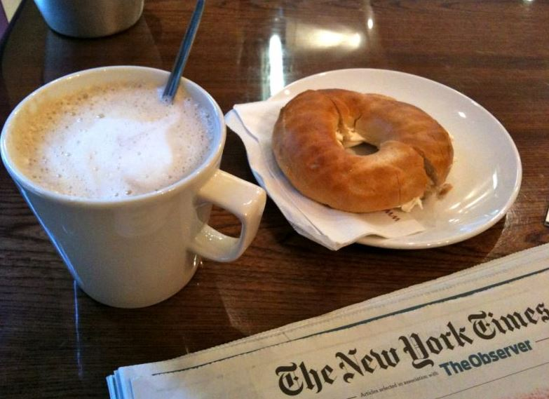 Coffee and Bagels Guest Experience Survey