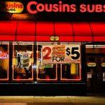 Cousins Subs Survey at www.Ratecousinssubs.com – WIN $1000 Daily!