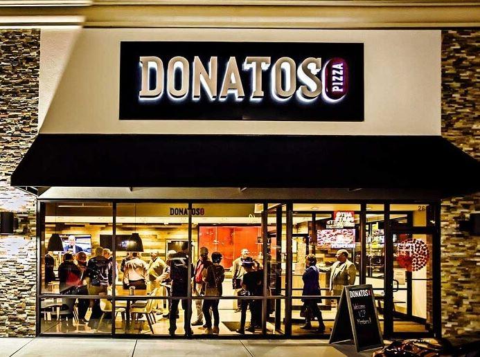 Donatos Free Pizza Guest Opinion Survey