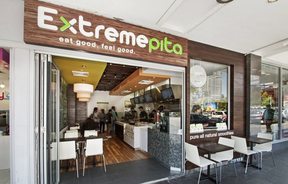 Extreme Pita Guest Feedback Survey