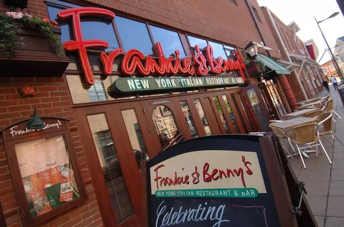 Frankie And Benny's Customer Satisfaction Survey