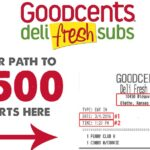 Goodcents Survey – www.GoodCentsSubs.com/Customer-Satisfaction-Survey – WIN $500