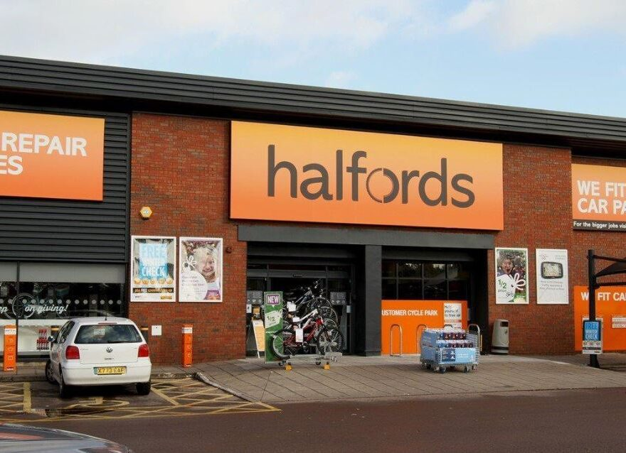 Halfords Feedback Survey