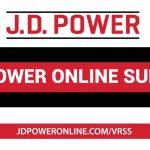 Jdpoweronline Survey – www.JDPoweronline.com – win $1000 Cash Prize