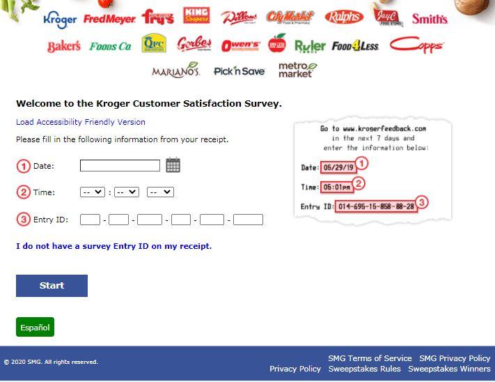 King Soopers Store Survey
