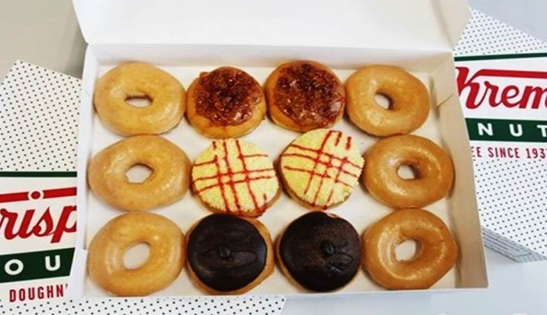 Krispy Kreme Guest Satisfaction Survey