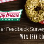 www.MyKrispyKremeVisit.com – Krispy Kreme Visit Survey