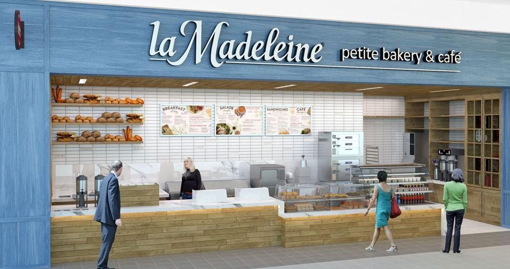La Madeleine Customer Feedback Survey