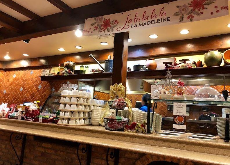 La Madeleine Cafe Customer Feedback Survey