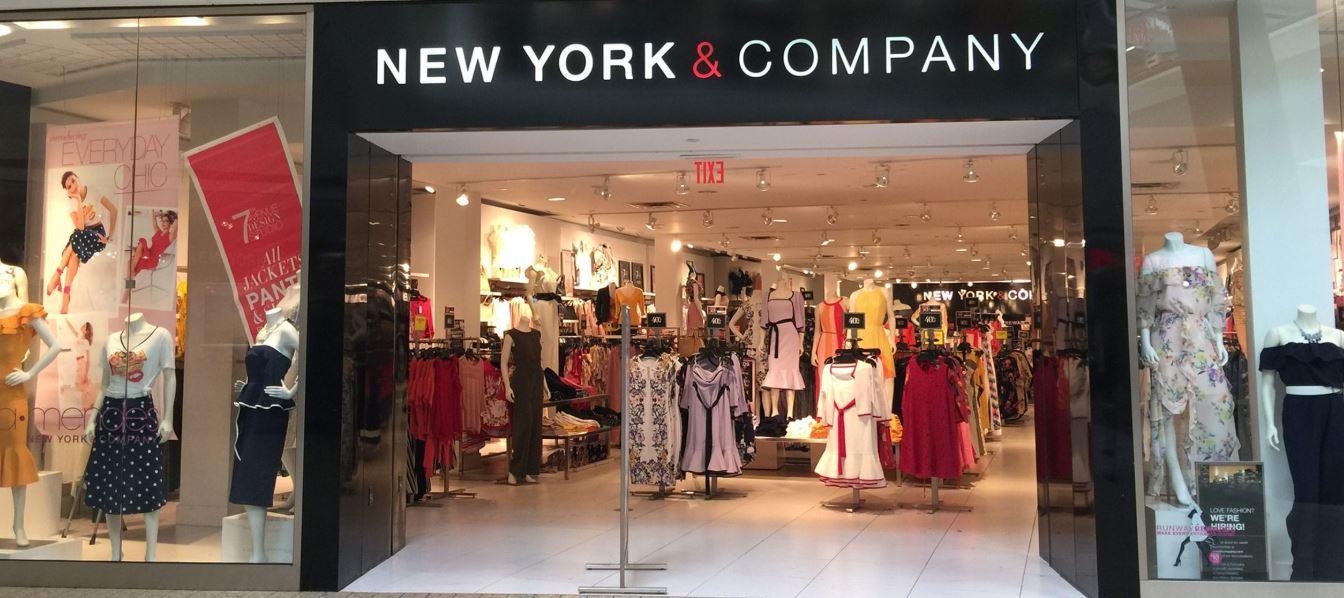 New York & Company Customer Satisfaction Survey