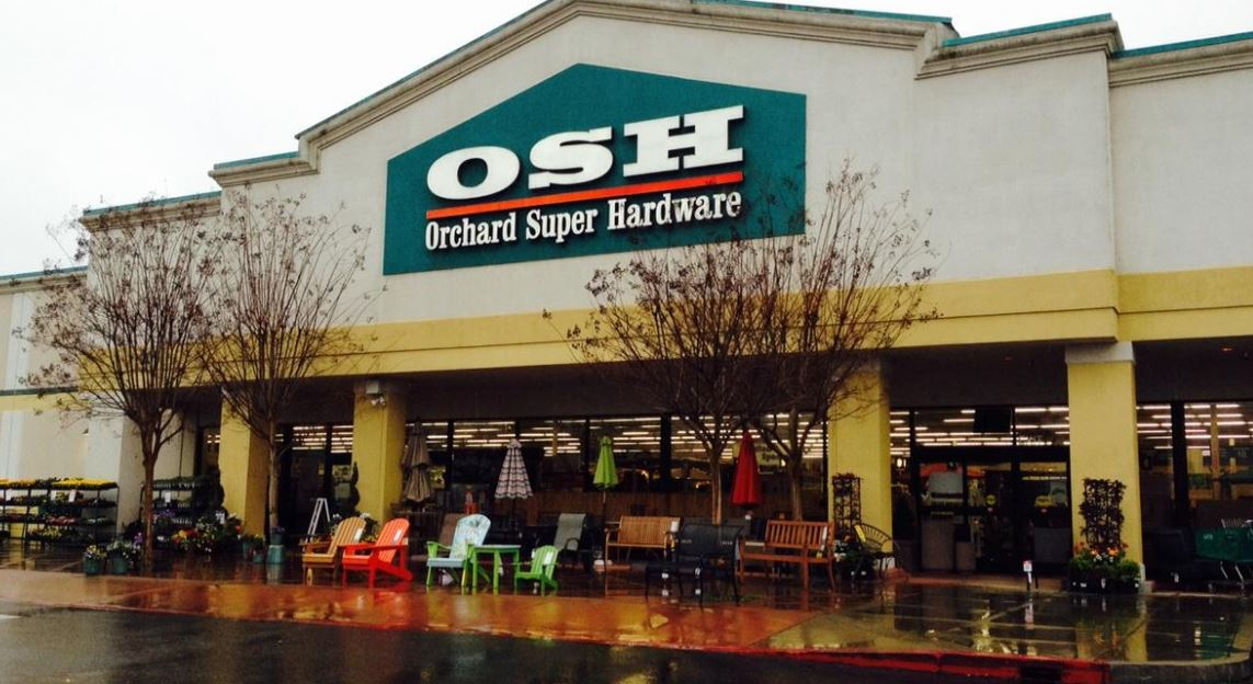 Orchard Supply Hardware Survey