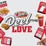 Raising Cane's Survey at www.raisingcanes.com/survey – Win Free Cane's For Whole Year Gift Card